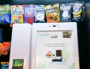 Self Check-Out Camelback Cafe Phoenix
