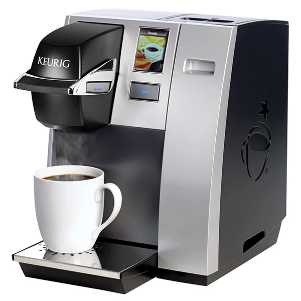 Phoenix single cup coffee for offices