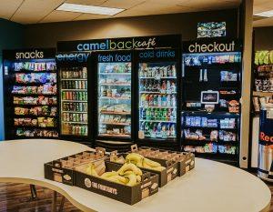 Micro-Market Service in a Break Room in Scottsdale