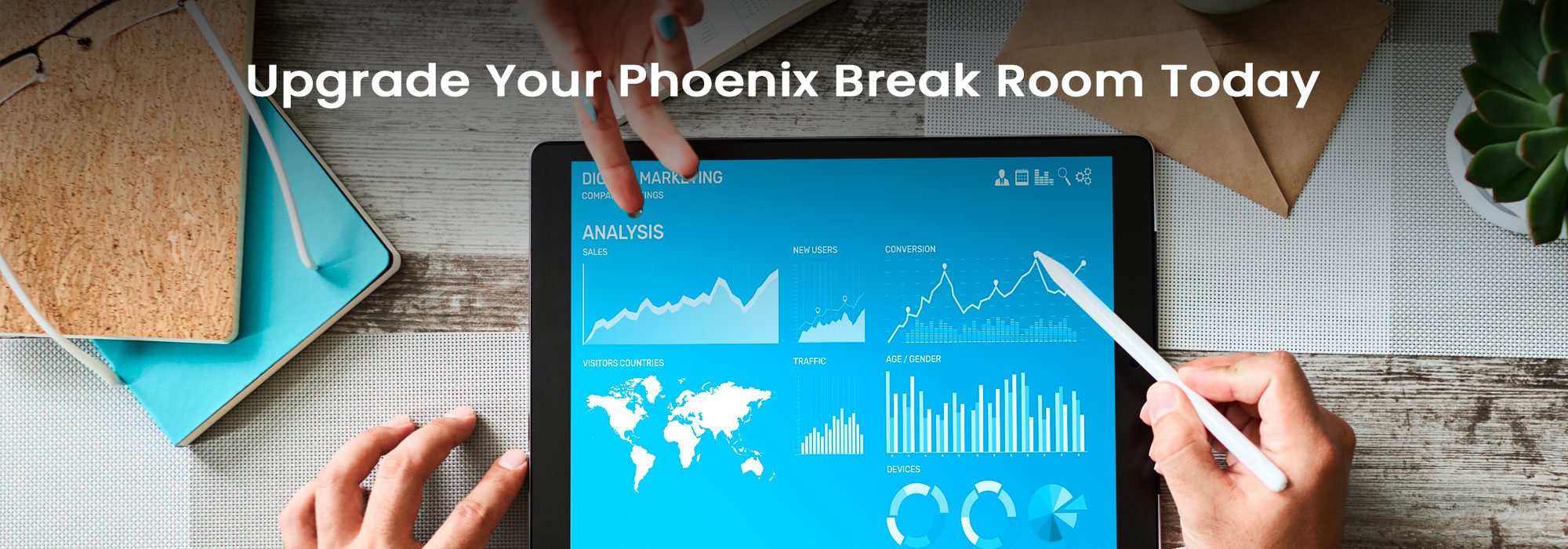 Smart Inventory for Phoenix Break Rooms